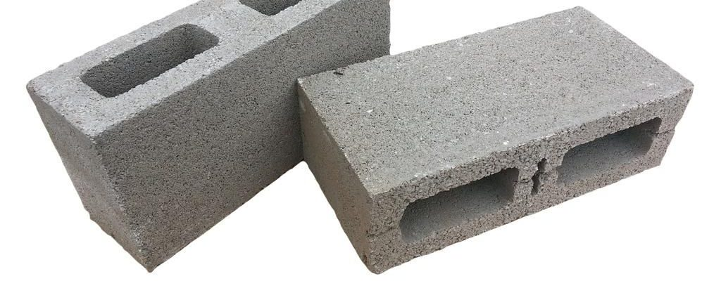 comprar blocos de concreto