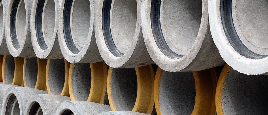 tubos de concreto para projetos de saneamento básico
