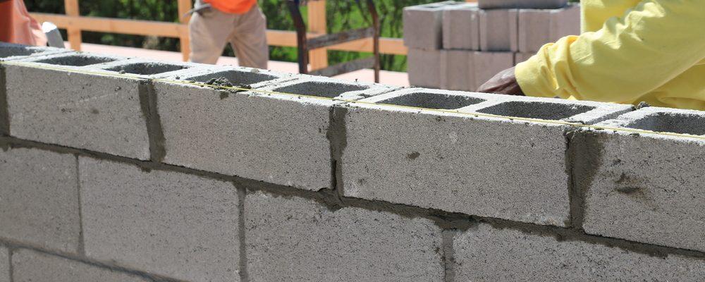 blocos de concreto estruturais