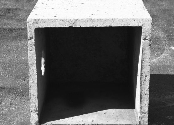 caixa de gordura de concreto