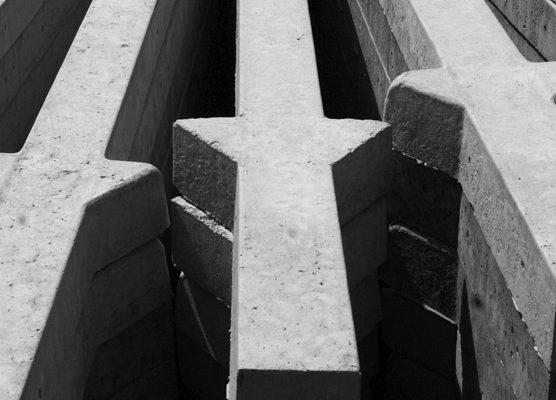 mourões de concreto em São Paulo