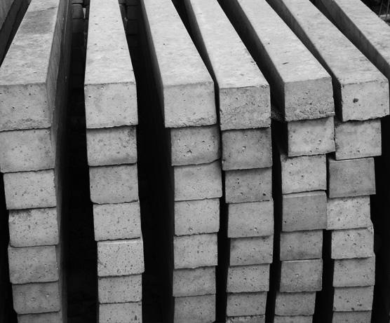 mourões de concreto em SP